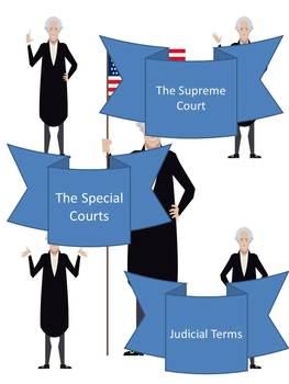 Legislative, Executive, Judicial Branch Notes