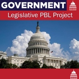 Legislative Project Based Learning Project (5-7 days)