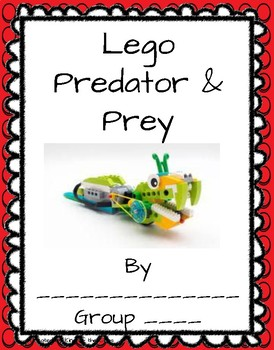 Lego 2.0 WeDo 2.0 Predator and Prey