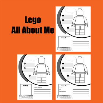 Lego All About Me / Back to School