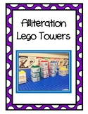 Lego Alliteration Towers