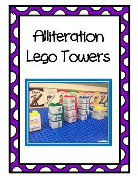 Lego Alliteration Towers