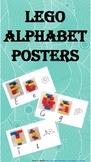 Lego Alphabet Posters