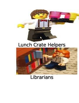 Lego Back-to-School Classroom Bundle