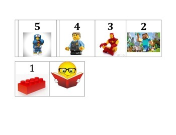 Lego Behavior Intervention
