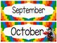 Lego Calendar 24x20 bilingual