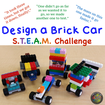 Car Engineering Challenge Using Building Bricks