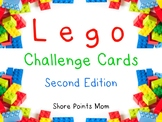 Lego Challenge Cards Second Edition