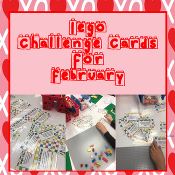 Lego Challenge Cards for February