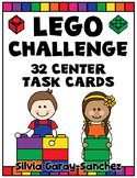 Lego Challenge Center Task Cards