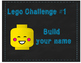 Lego Challenge Task Cards (Great for STEM, Makerspace, Fun