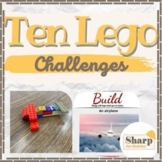 Lego Challenges for Kids | Digital Product