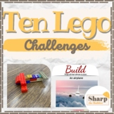 Lego Challenges for Kids | Digital Product | Volume 4