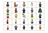 Lego Characters Speech Therapy