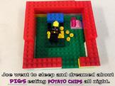 Lego Mad Libs Challenge