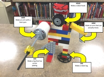 Lego Club Monster Mix-Up Cards