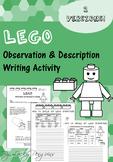 Lego Descriptive and Procedural Writing Activity