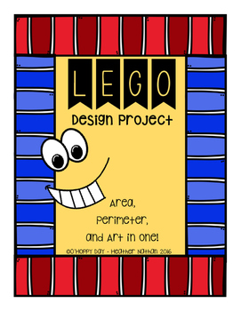 Lego Design: Perimeter and Area