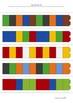 Lego® Duplo pattern cards