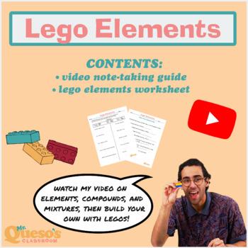 Lego Elements Activity