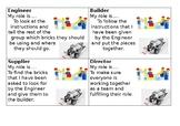 Lego Ev3 Builder Roles