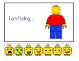 Lego Feelings/Emotions Board