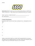 Lego Fraction Building - Fractions as Parts of a Whole