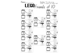 Lego Friends of 10