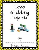 Lego WeD0 2.0 Grabbing Objects