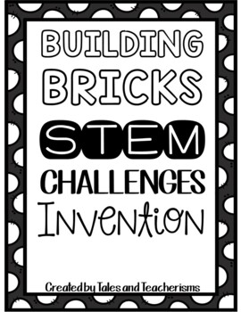 Lego Invention Challenge Project for STEM / STEAM