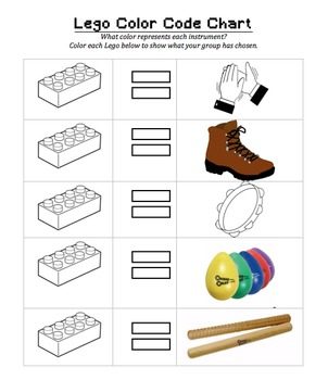 Lego Loops & Rhythms Unit