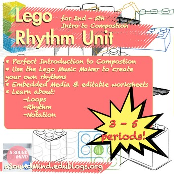 Lego Loops & Rhythms Unit