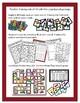 Lego Math - How many ways - sets of 10