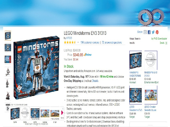 Lego Mindstorm Robots Tutorial For First Time Users