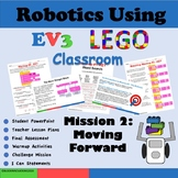Lego Mindstorms EV3 Mission 2:  The Steering Block