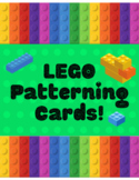 Lego Patterning Cards