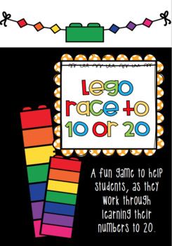 Lego Race to 10 or 20!