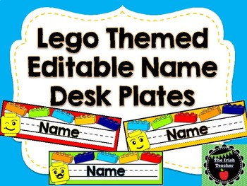 Lego Resources BUNDLE