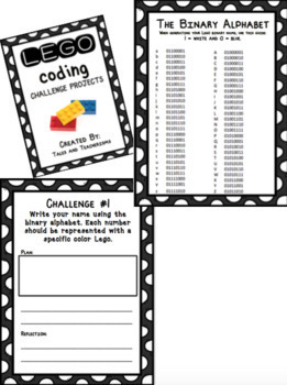 Lego STEAM/STEM Challenges Bundle Part TWO!