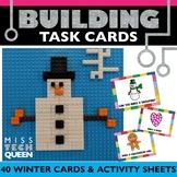 STEM Task Cards Winter