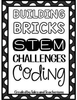 Lego STEM / STEAM Coding Challenge Projects