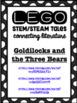 Lego STEM / STEAM Fairy Tale Literature Connection Challenges
