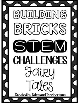 Lego STEM/STEAM Fairy Tale Literature Connection Challenges
