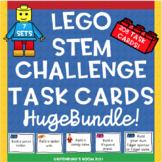 Lego STEM Task Cards Mega Bundle - 5 Sets of Task Cards- 1