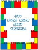 Lego Social Skills
