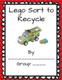 Lego WeDo 2.0 Sort to Recycle
