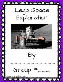 Lego WeDo 2.0 Space Exploration