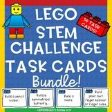 Lego Stem Task Cards BUNDLE