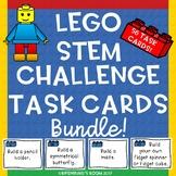 Lego Stem Task Cards BUNDLE
