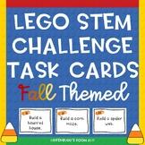 Lego Stem Task Cards Fall Edition